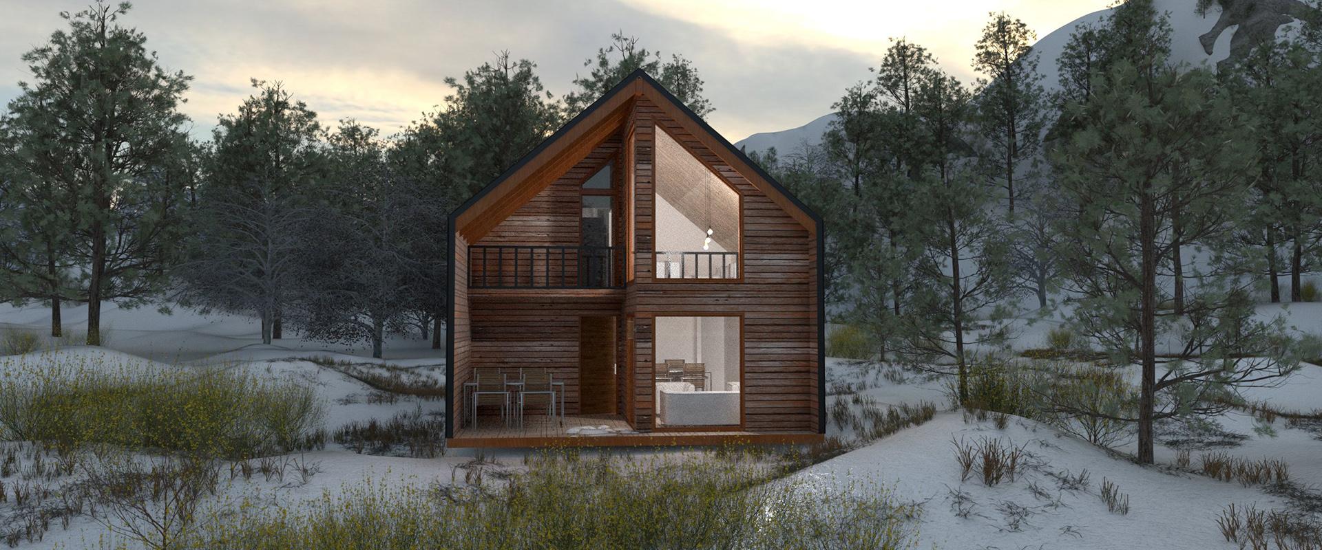 Casas Prefabricadas Malalcahuello