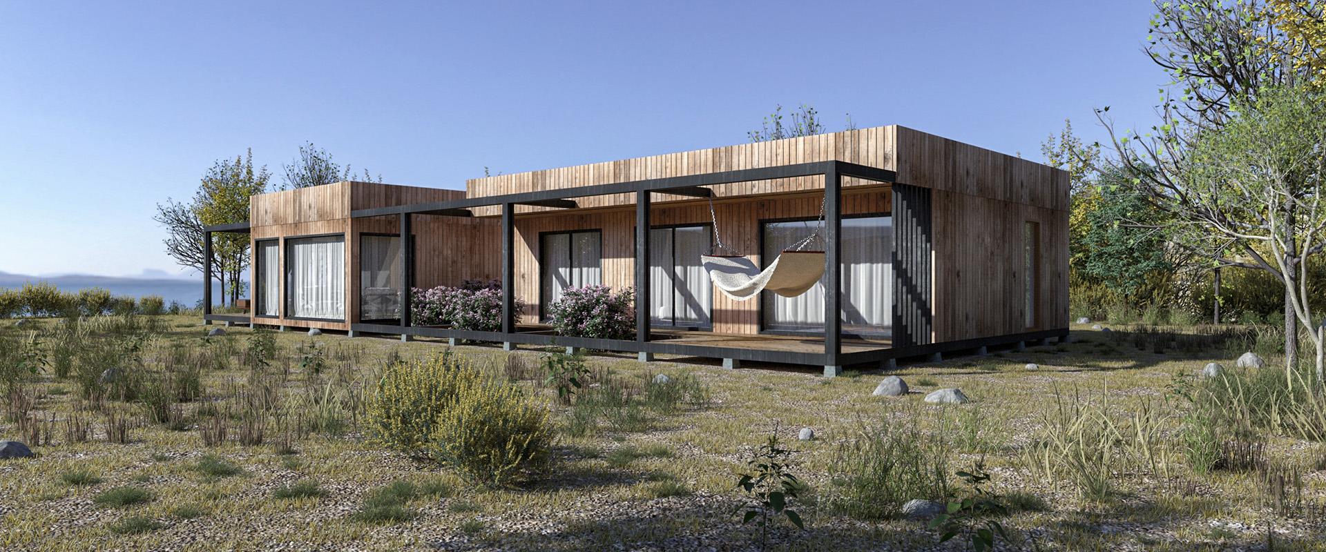 Casas Prefabricadas Tongoy 2