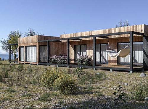casas prefabricadas tongoy
