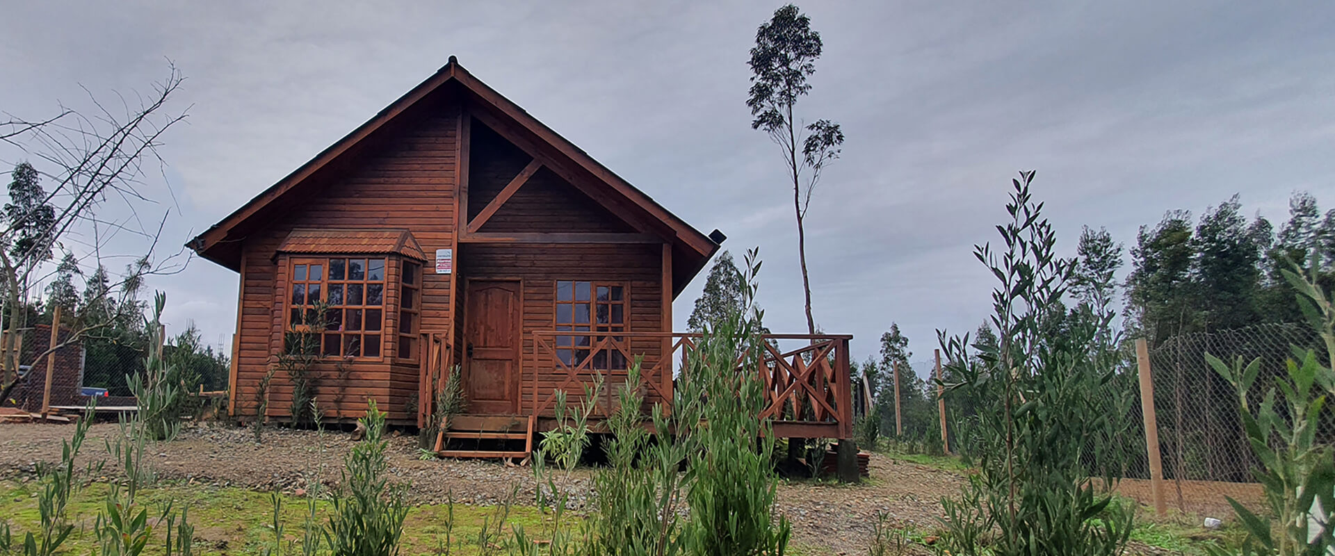 Casas Prefabricadas coliumo